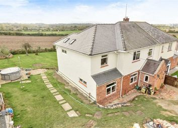Thumbnail 3 bed semi-detached house for sale in Purley Road, Liddington, Swindon