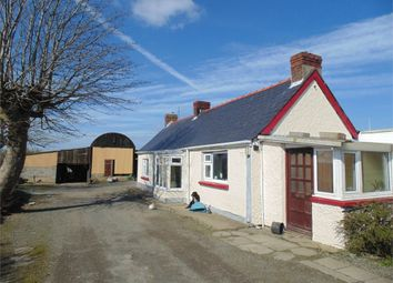Thumbnail 4 bed detached bungalow for sale in Popehill, Haverfordwest, Pembrokeshire