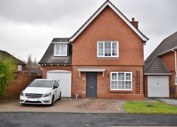 3 bed detached house for sale in Durham Drive, Lightwood, Stoke-On-Trent ST3
