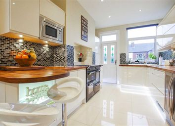 Thumbnail 4 bedroom semi-detached house for sale in Ellastone Road, Salford