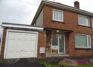 Thumbnail 3 bed semi-detached house for sale in 5 Cae Cotton, Llanelli, Carmarthenshire