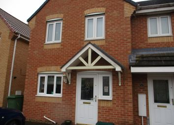 Thumbnail 3 bed terraced house to rent in Fleming Close, Stockton On Tees