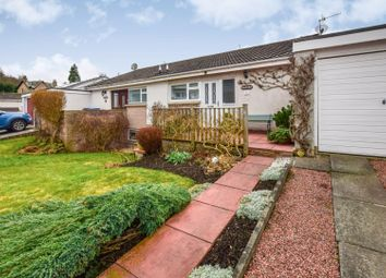 Thumbnail 4 bed semi-detached house for sale in Craigpark Gardens, Galashiels