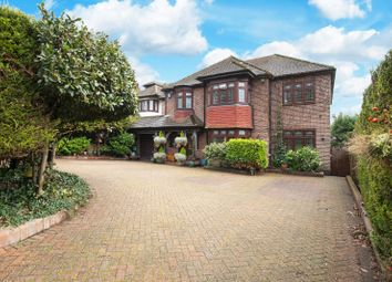 5 bed detached house for sale in Monkhams Lane, Woodford Green, Essex IG8
