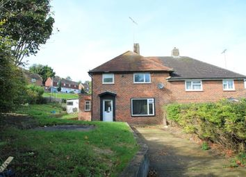 Thumbnail 3 bed semi-detached house for sale in Auckland Drive, Brighton, East Sussex