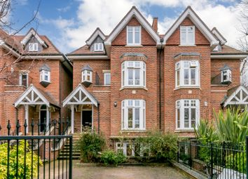 Thumbnail 5 bedroom semi-detached house for sale in Albany Park Road, Kingston Upon Thames