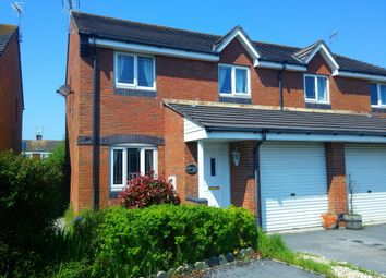Thumbnail 3 bed property to rent in Parc-Y-Berllan, Porthcawl