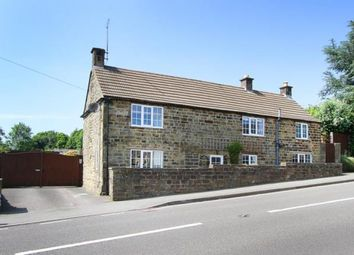 Thumbnail 4 bed detached house for sale in Matlock Road, Kelstedge, Chesterfield, Derbyshire