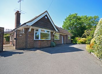 Thumbnail 3 bed detached house for sale in Burtonhole Lane, London