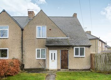 Thumbnail 3 bedroom semi-detached house for sale in Mary Street, Widdrington, Morpeth