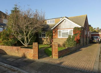 Thumbnail 4 bed detached bungalow for sale in Lauriston Close, Ramsgate