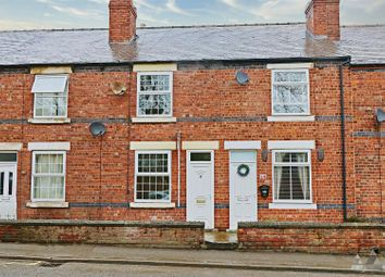 Thumbnail 2 bedroom terraced house to rent in Creswell Road, Clowne, Chesterfield, Derbyshire