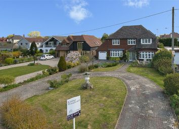 Thumbnail 3 bed detached house for sale in The Drove, Chestfield, Whitstable, Kent