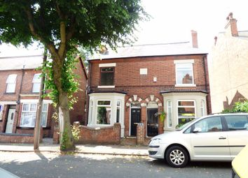 Thumbnail 2 bed semi-detached house to rent in Birley Street, Stapleford, Nottingham
