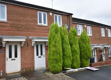 Thumbnail 2 bed terraced house for sale in Clubhouse Close, Shaw, Oldham