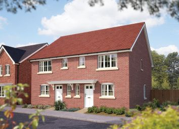 Thumbnail 2 bed terraced house for sale in Duffet Drive, Winnersh
