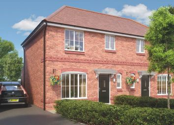 Thumbnail 3 bedroom semi-detached house for sale in Wesley Street, Bamber Bridge