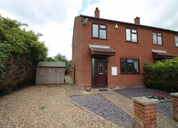 Thumbnail 3 bedroom semi-detached house for sale in Bowlers Close, Freethorpe, Norwich