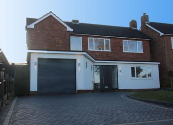 Thumbnail 4 bed detached house for sale in Inglewood Grove, Streetly, Sutton Coldfield