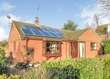 Thumbnail 2 bed detached bungalow for sale in Woodrow Avenue, Holt
