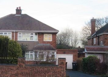 Thumbnail 3 bed semi-detached house for sale in Long Knowle Lane, Wednesfield