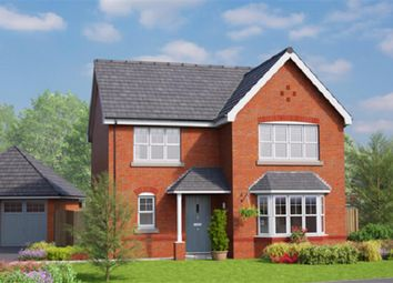 Thumbnail 4 bed detached house for sale in The Chatsworth, Erddig Place, Wrexham