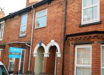Thumbnail 2 bed terraced house to rent in Abbot Street, Lincoln