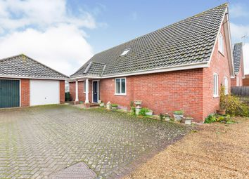 Thumbnail 4 bed detached house for sale in Station Road, Ditchingham, Bungay