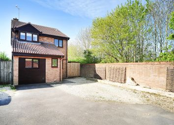 Thumbnail 4 bedroom detached house for sale in Lichen Close, Swindon