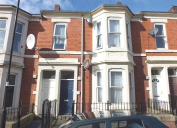 Thumbnail 2 bedroom flat for sale in Ellesmere Road, Benwell, Newcastle Upon Tyne