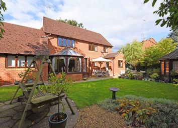 Thumbnail 4 bedroom detached house for sale in Oak Drive, Burghfield Common, Reading