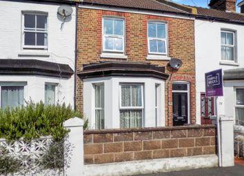 Thumbnail 2 bedroom terraced house for sale in Longstone Road, Eastbourne