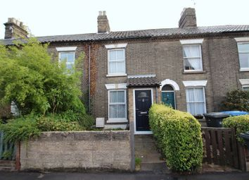 Thumbnail 3 bed terraced house for sale in Denmark Road, Norwich