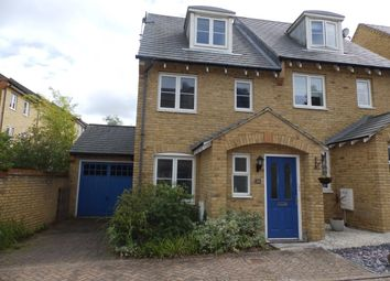 Thumbnail 3 bed semi-detached house to rent in Underwood Rise, Tunbridge Wells