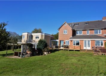 Thumbnail 6 bed semi-detached house for sale in Church Hill, Exeter