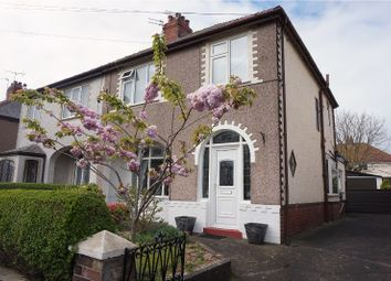 Thumbnail 3 bedroom semi-detached house for sale in Delphene Avenue, Thornton-Cleveleys