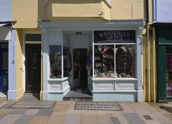 Thumbnail Commercial property for sale in Lancaster Buildings, Tenby, Dyfed
