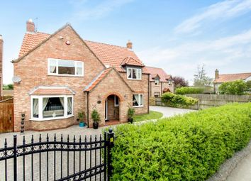 Thumbnail 5 bedroom property for sale in Station Road, Cranswick, Driffield