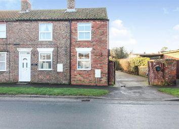 Thumbnail 4 bed property for sale in Main Street, North Frodingham, Driffield