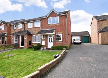 Thumbnail 2 bed end terrace house for sale in Boxfield Green, Stevenage