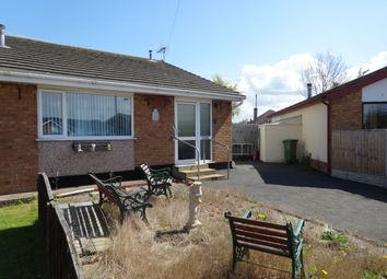 Thumbnail 2 bed semi-detached bungalow for sale in Oaklea Court, Rhyl