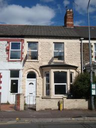 Thumbnail 5 bed terraced house to rent in Mackintosh Place, Cardiff