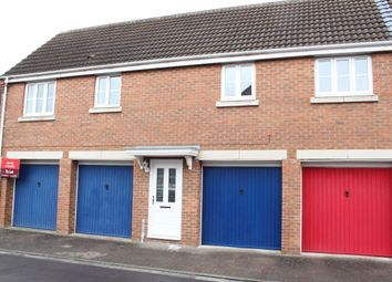 Thumbnail 2 bed flat to rent in Minnow Close, Swindon