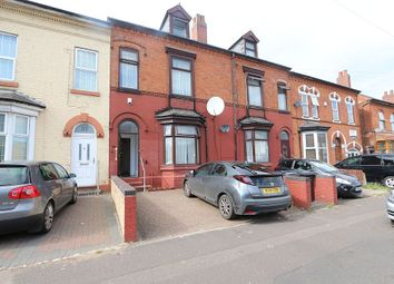 Thumbnail 5 bed terraced house for sale in Golden Hillock Road, Small Heath, Birmingham, West Midlands
