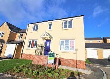 Thumbnail 4 bed detached house for sale in The Chedworth, Martello Park, Buttermilk Close, Pembroke, Pembrokeshire.