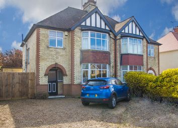 Thumbnail 3 bedroom semi-detached house for sale in Milton Road, Cambridge