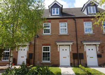 Thumbnail 3 bed terraced house for sale in Westside, Spalding