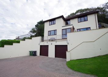 Thumbnail 4 bed detached house for sale in Beacon Heights, Braunton