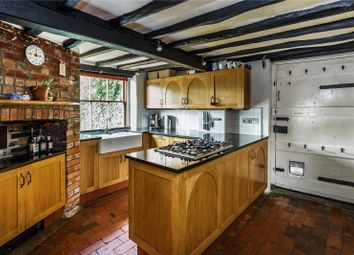Thumbnail 4 bedroom detached house for sale in High Street, Limpsfield, Surrey