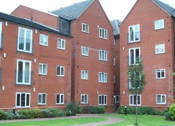 Thumbnail 1 bed flat to rent in Belvedere House, The Connexion, Chaucer Street, Mansfield
